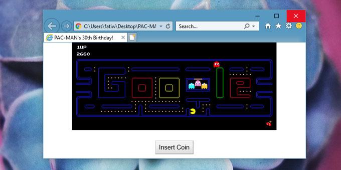 google doodle save play
