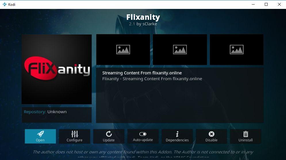 Best Add-ons in Kodil Repo 3 -FliXanity