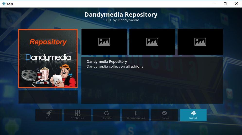 Best Add-ons in Kodil Repo 6 -Dandy Media