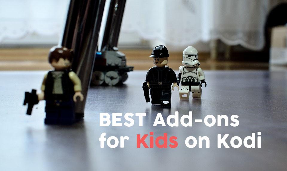 Best addons for kids movies on Kodi