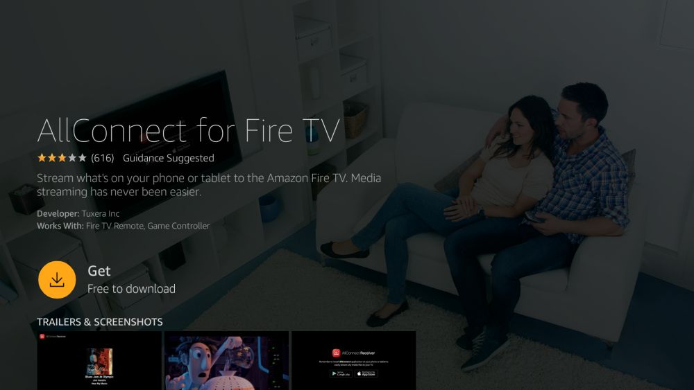 How to Mirror or Cast iPhone to Fire TV 6 - AllConnect
