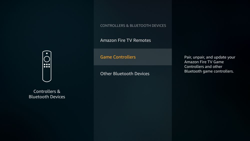 How to Pair Remote with Fire Stick 6 – Game Controllers