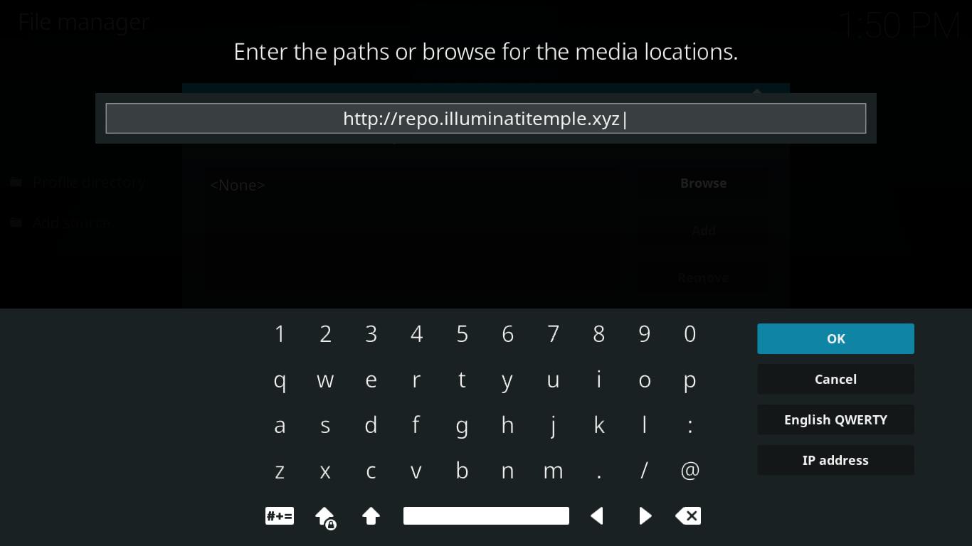 Illuminati Source Path