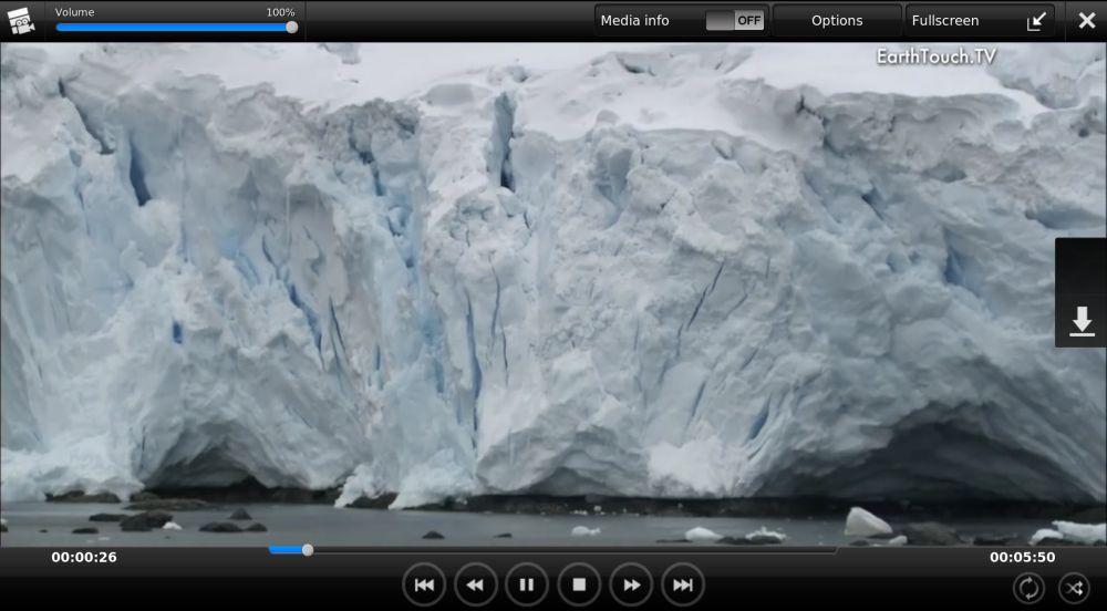 Install SPMC Kodi Fork on Amazon Fire TV 6 - SPMC video stream