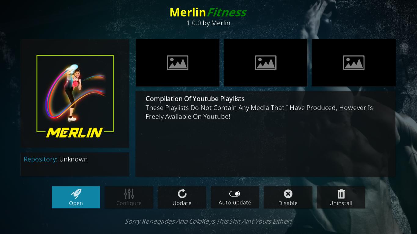 Merlin Information
