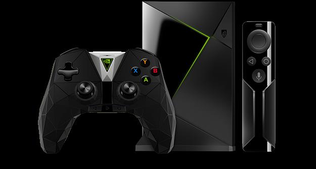 Nvidia Shield Family