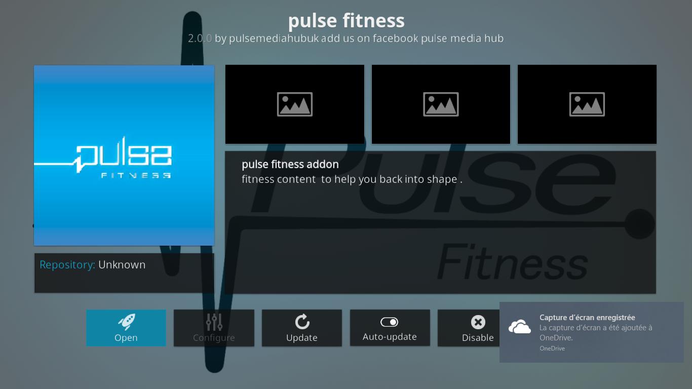 Pulse Fitness Information