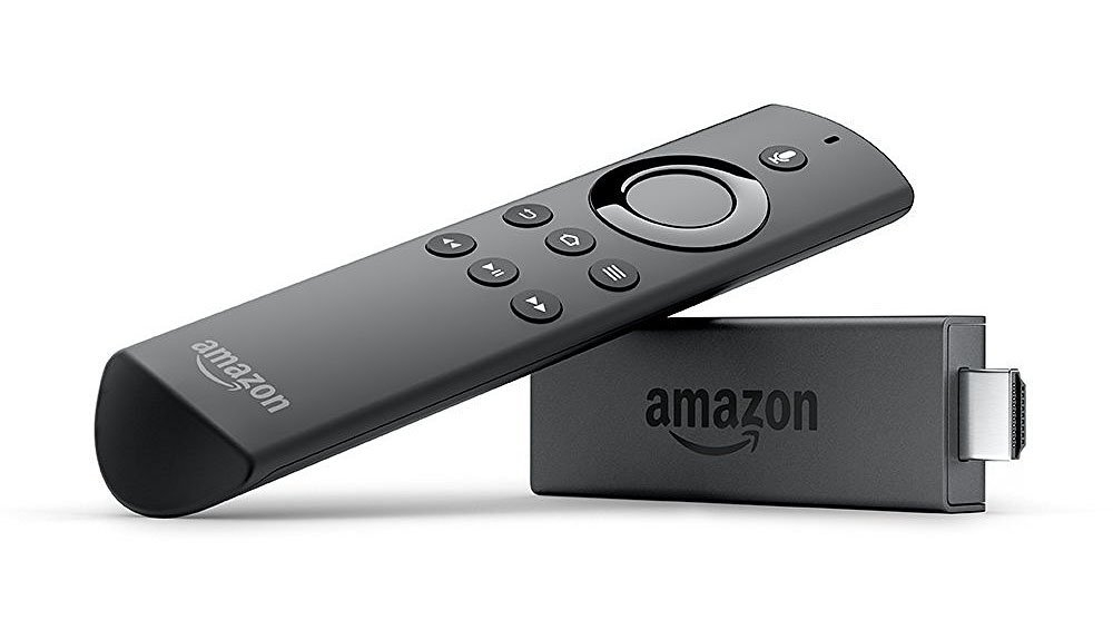 Amazon Fire TV Stick and Alexa Remote