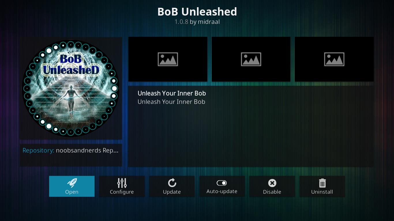 BoB Unleashed add-on