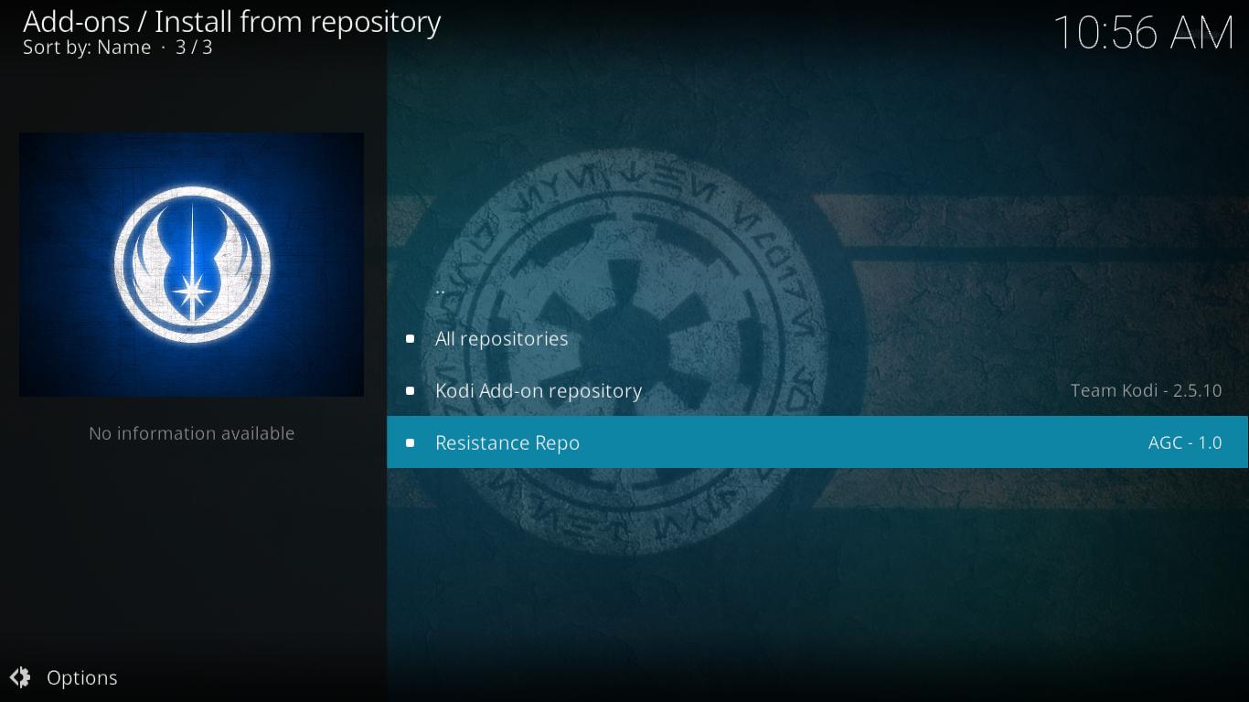 Click Resistance Repo