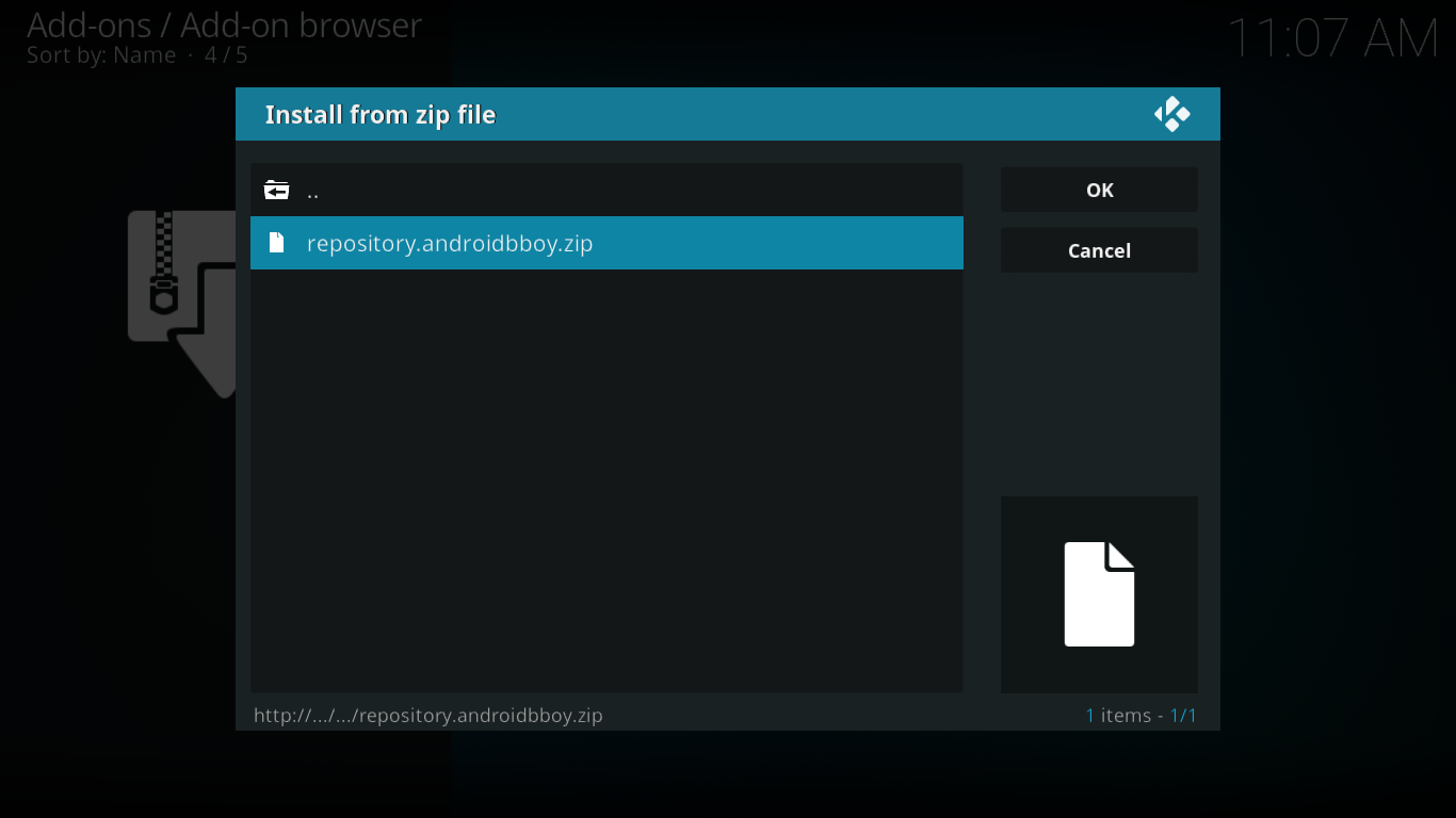 Click repository.androidbboy.zip