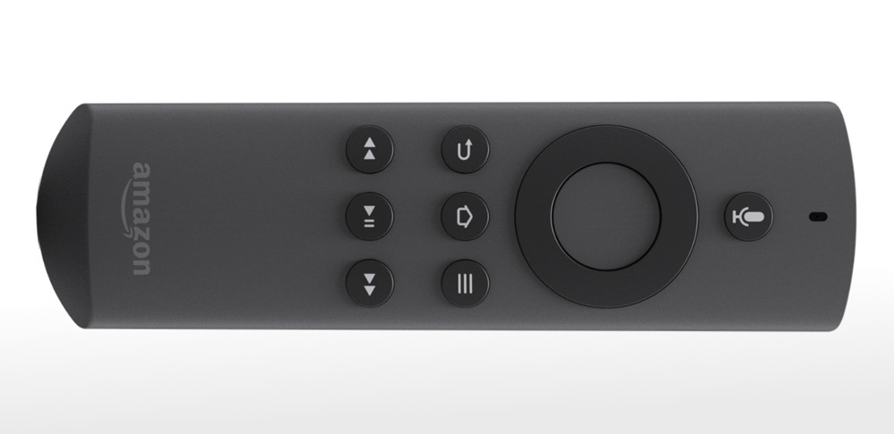 Control Fire Stick with Alexa 6 - Remote with voice button