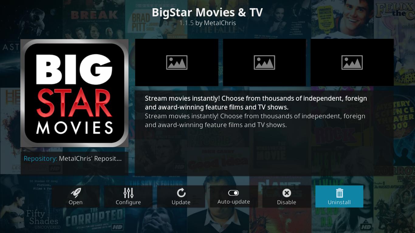Elysium Alternatives Big Star Movies