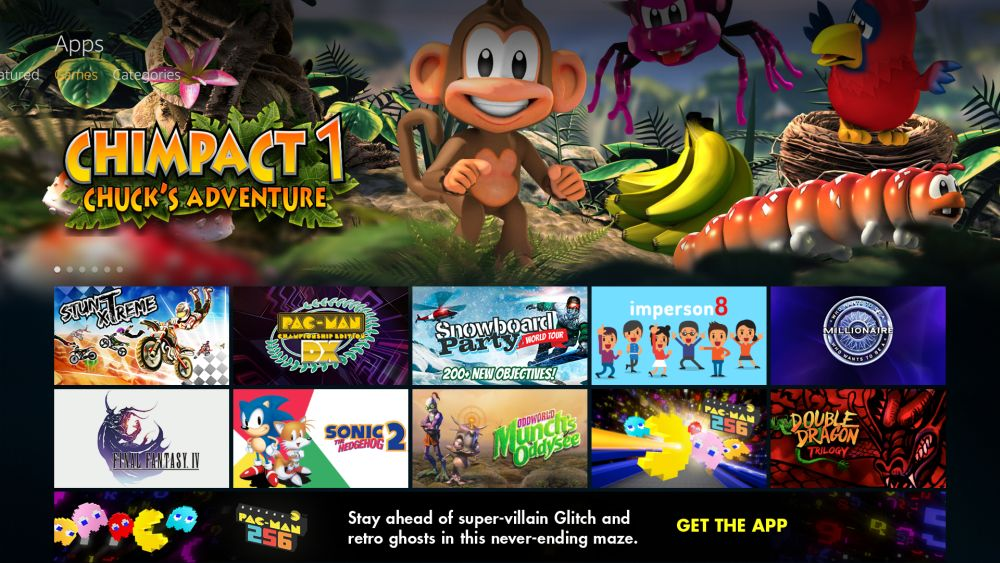 Favorite Games on Fire TV 1
