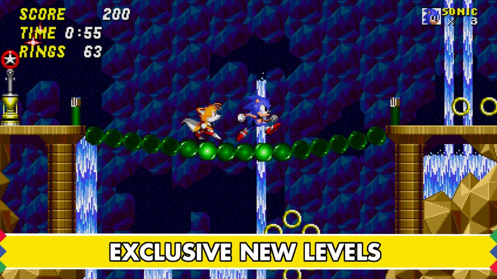 Favorite Games on Fire TV 11 - Sonic the Hedgehog