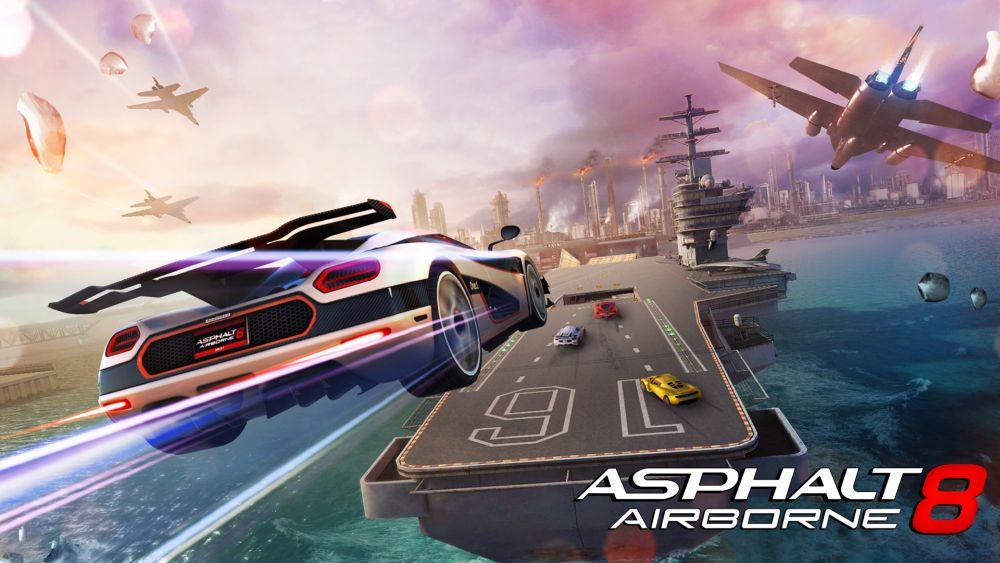 Favorite Games on Fire TV 12 - Asphalt 8