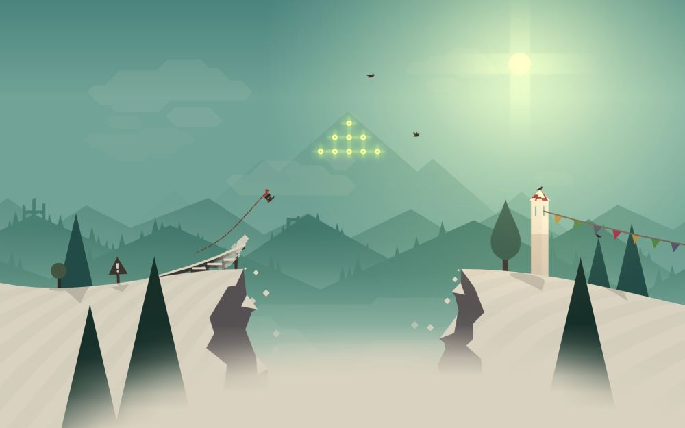 Favorite Games on Fire TV 2 - Altos Adventure