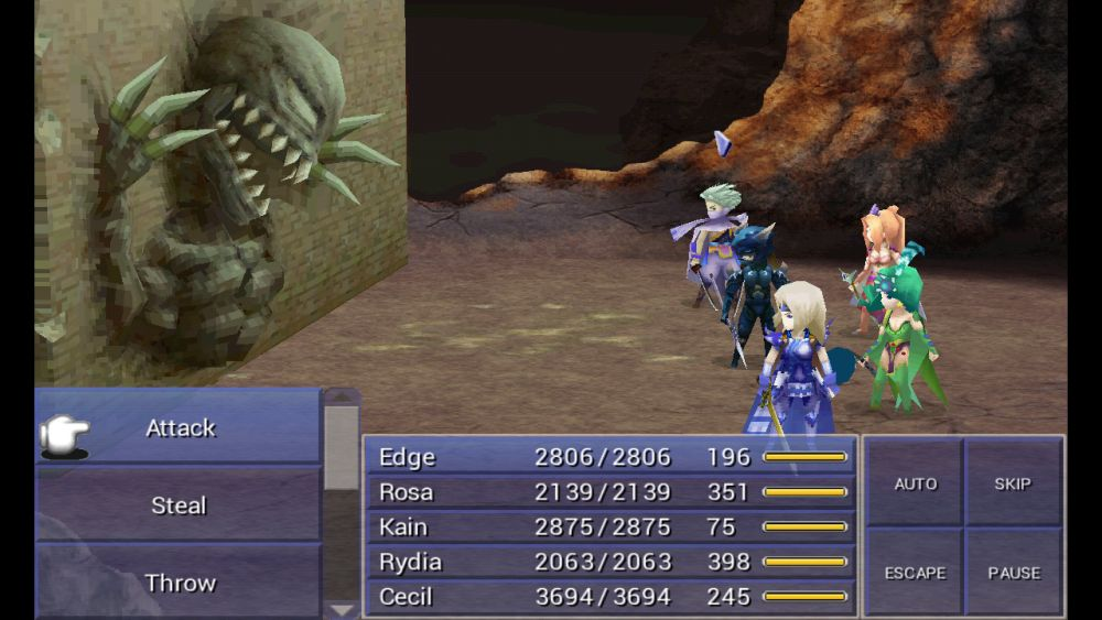 Favorite Games on Fire TV 3 - Final Fantasy