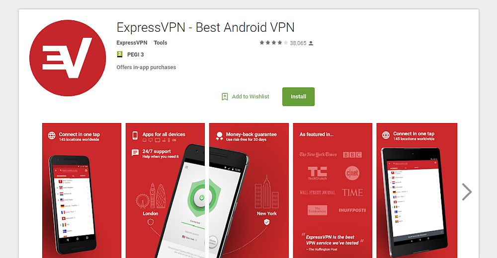 How to set up ExpressVPN on Android
