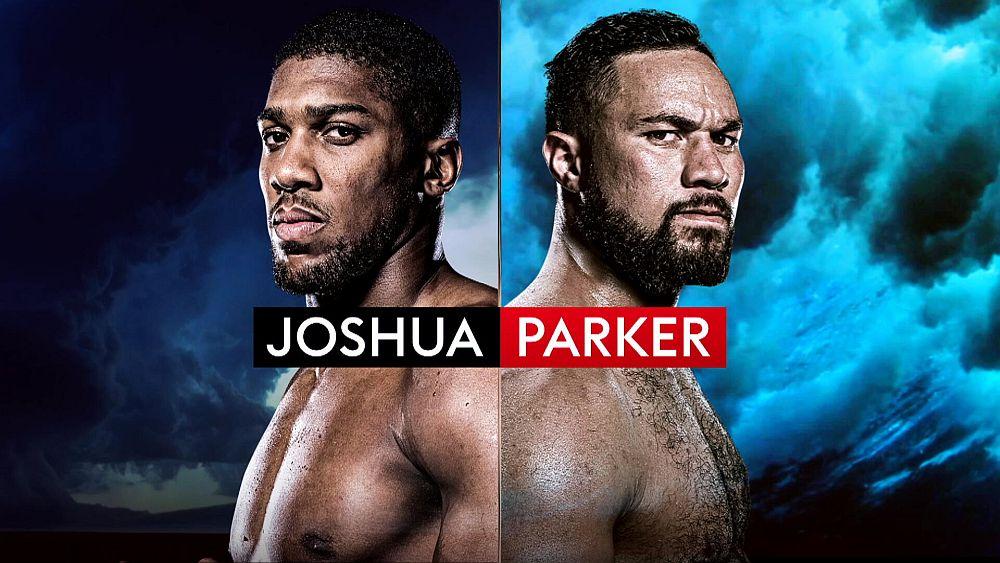 Joshua vs Parker – Kodi live streams