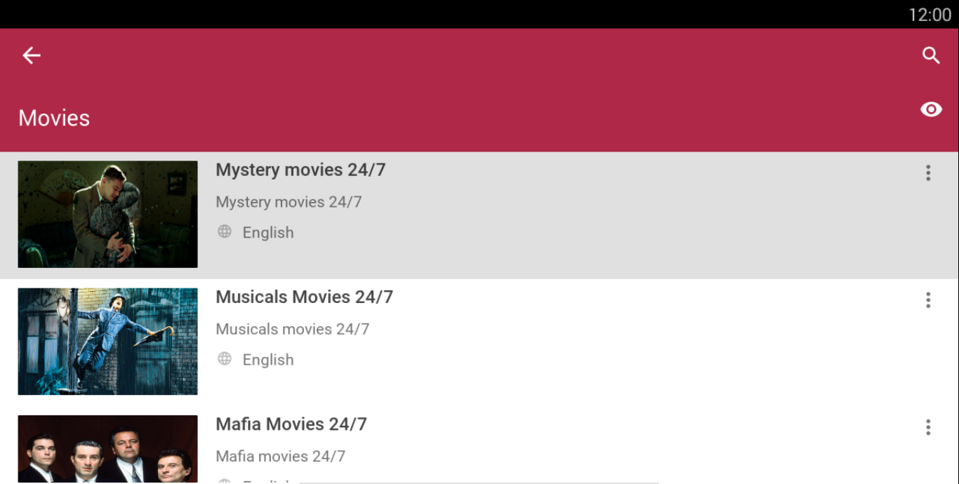 Mobdro Movies
