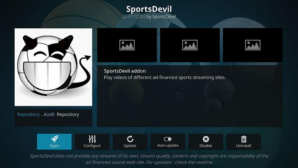 Watch Joshua vs Parker on SportsDevil with Kodi
