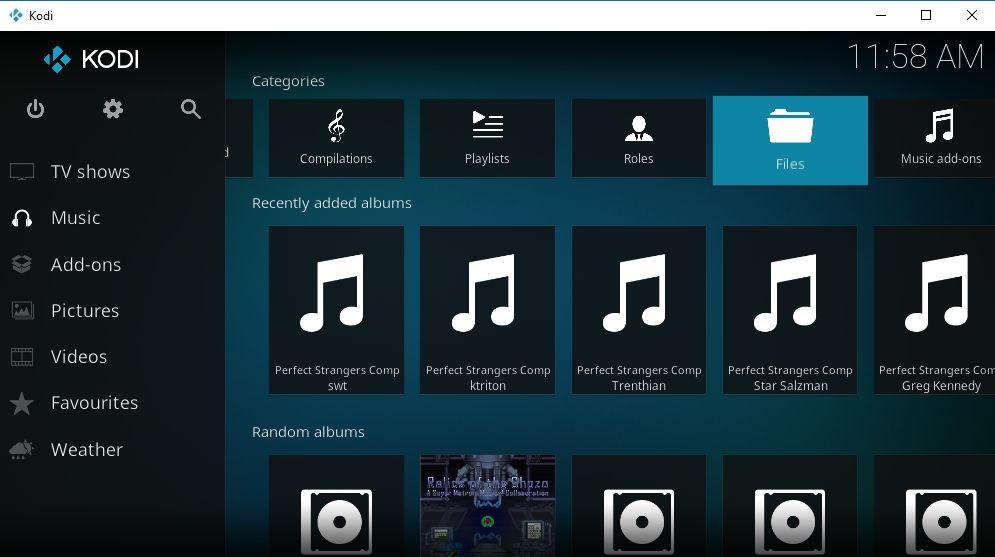 Add Music to Kodi Library 7 -Editing music