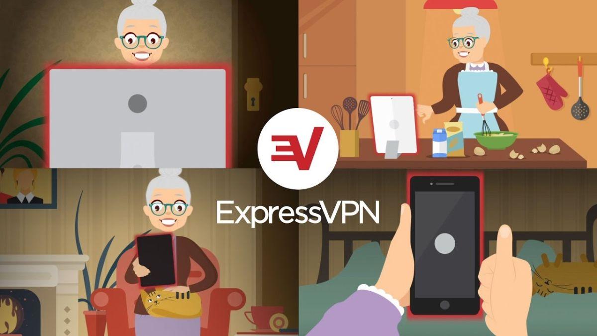ExpressVPN vs PIA – ExpressVPN