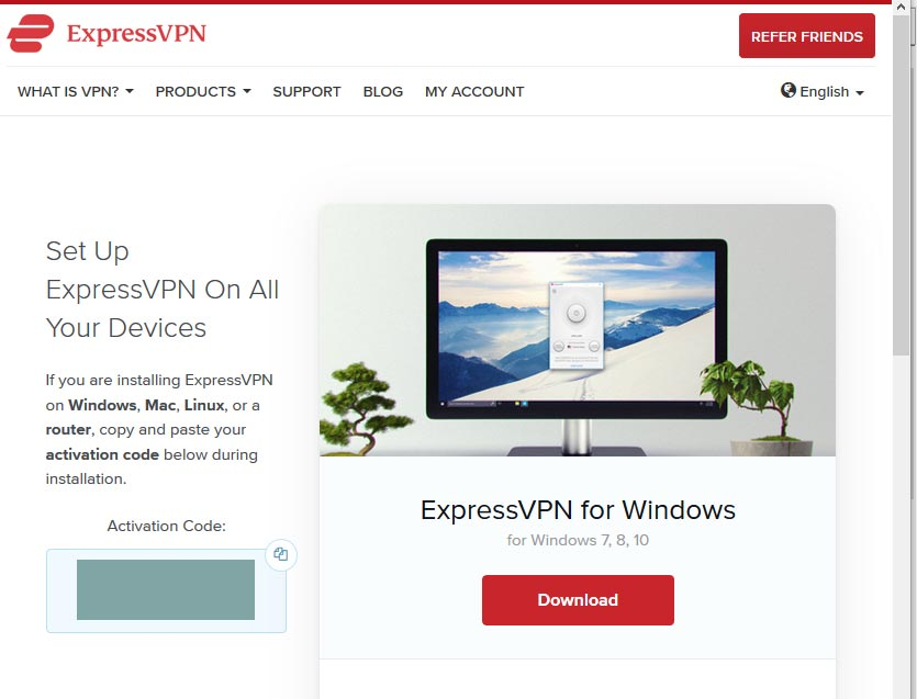 expressvpn router set on all devices