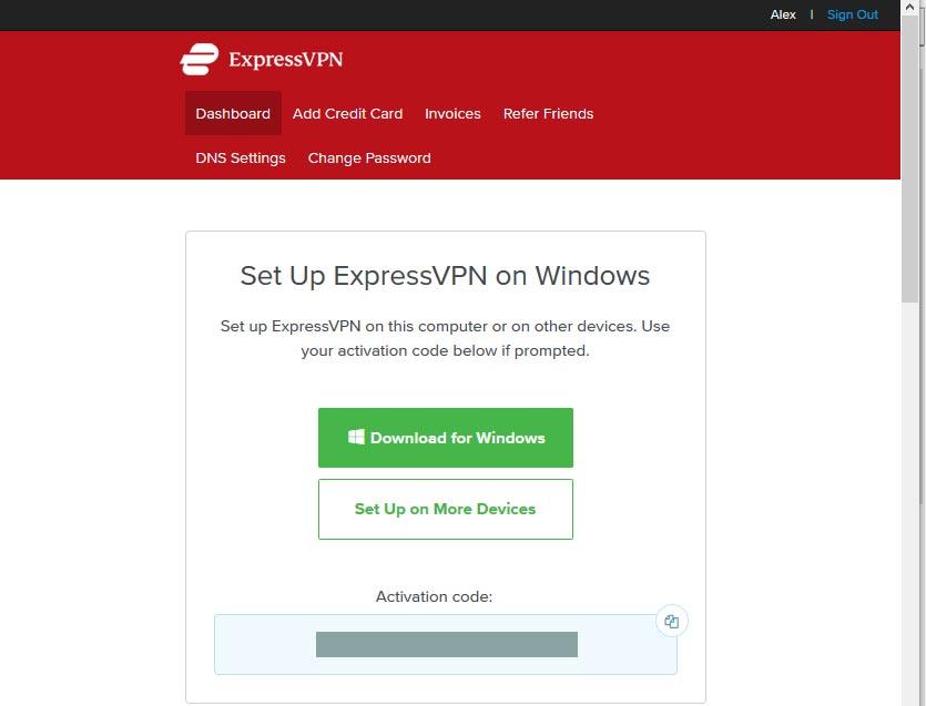 expressvpn router setup on windows