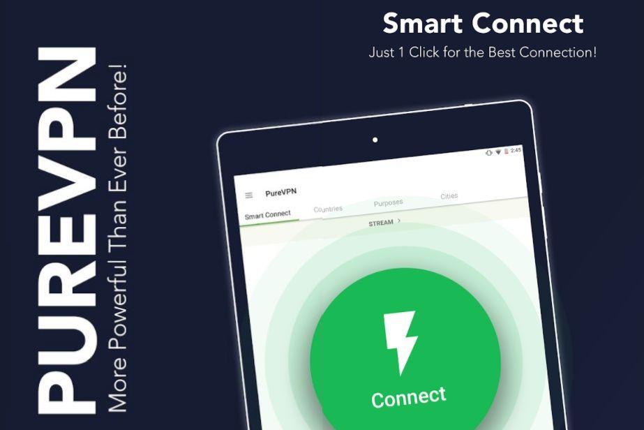 Install PureVPN on Fire Stick – Smart Connect