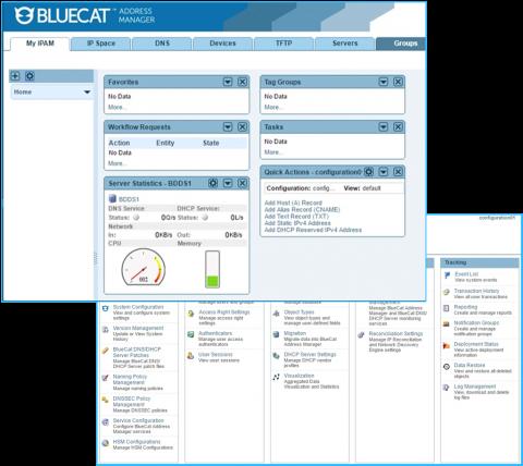BlueCat Address Manager