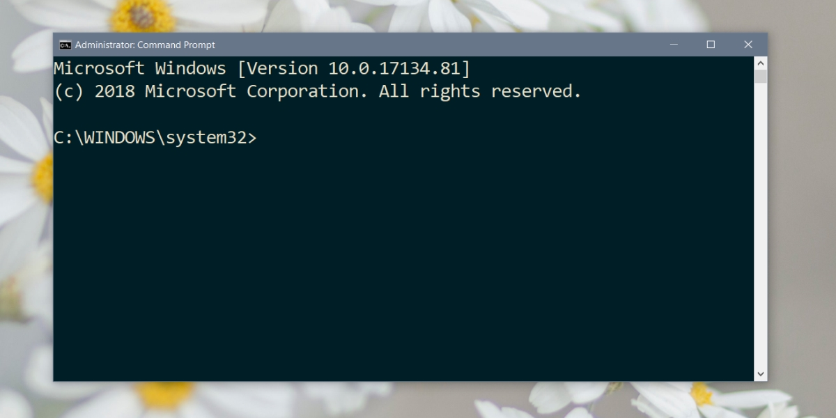 command prompt windows