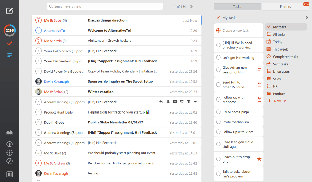 hiri-email