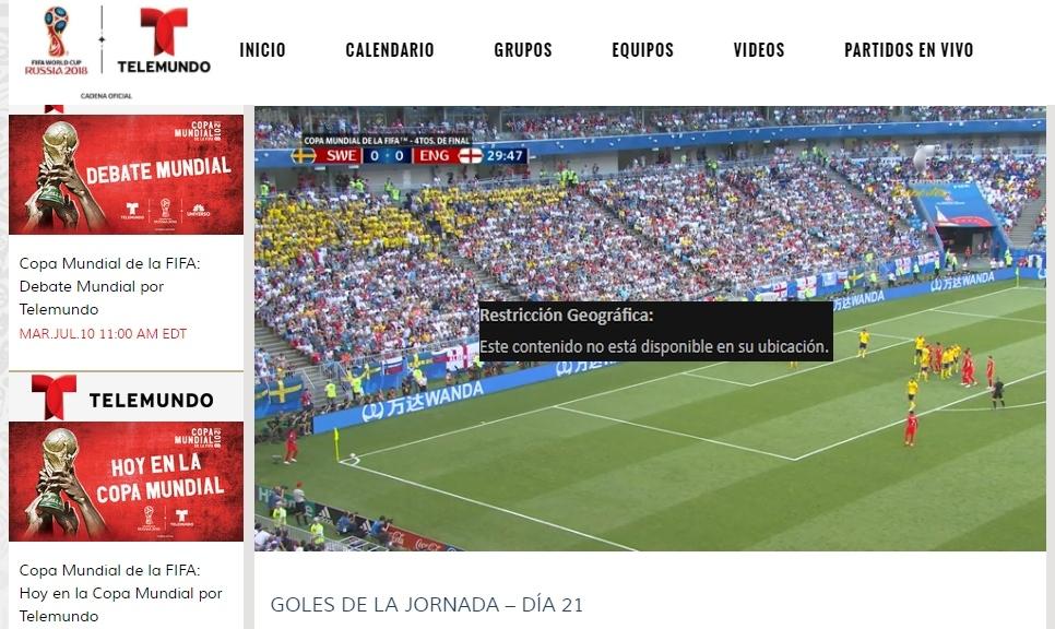 Best VPN Watch Telemundo Deportes 2 Unblock