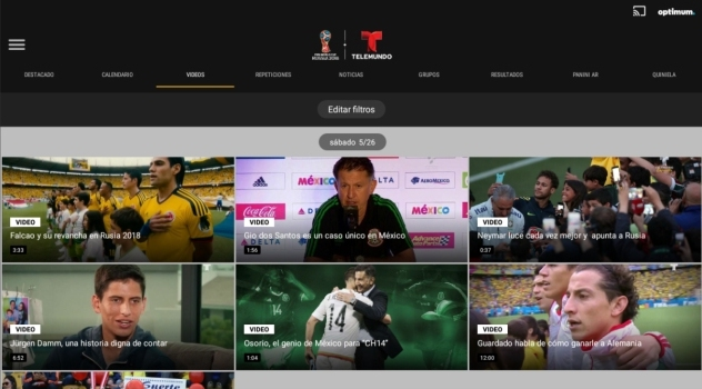 Best VPN Watch Telemundo Deportes 9 Android Mobile App