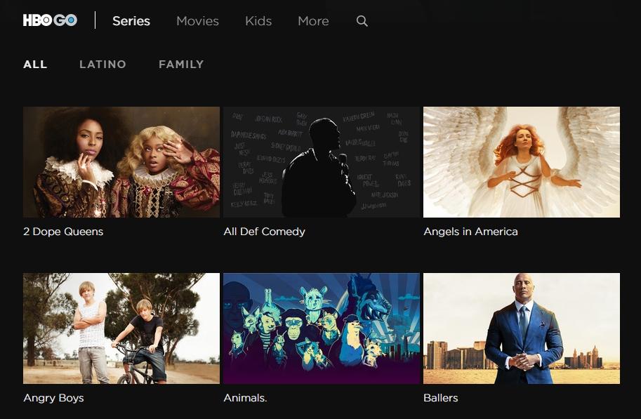 Fix HBO Service Area Message 5 TV Show Streams