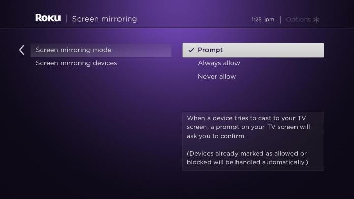 How to Jailbreak Roku Install Kodi 3 Screen Mirroring Settings