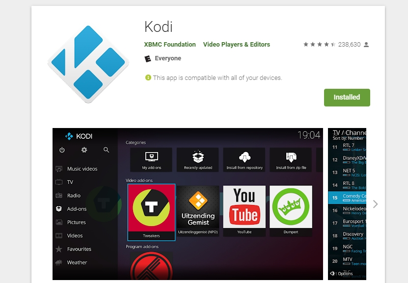 How to Jailbreak Roku Install Kodi 4 Android Marketplace