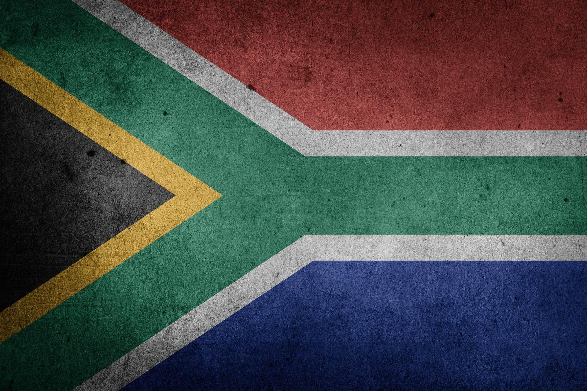 get South African IP address – flag