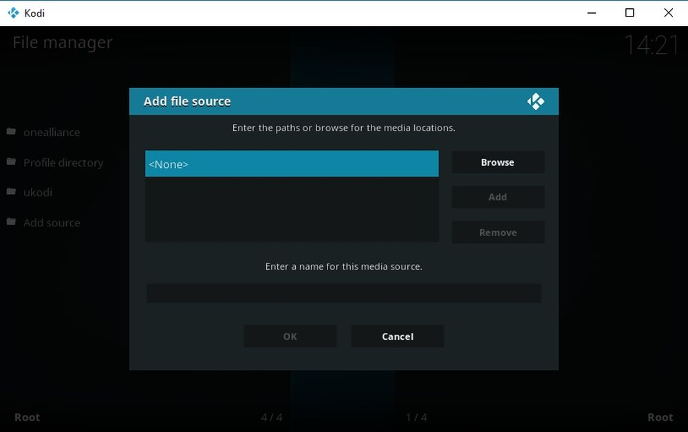How to Install DeathStar Kodi Add-on 4 Adding Repository