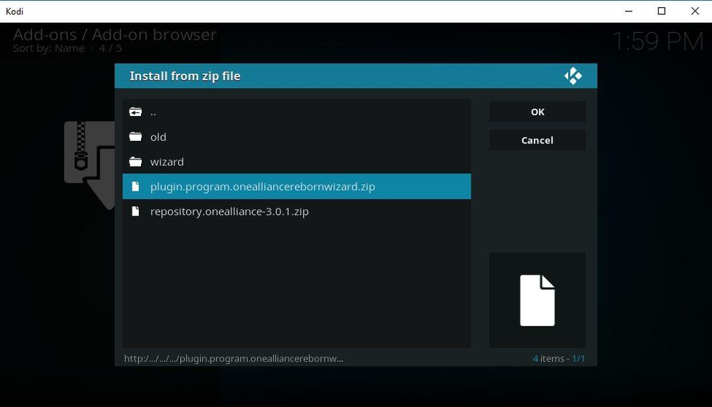 How to Install Nefarious Kodi Build 4 Setup