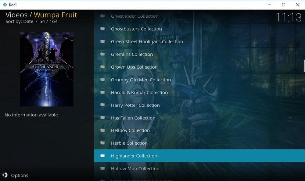 Install Wumpa Fruit Kodi Add-on 5 Free Movies to Watch