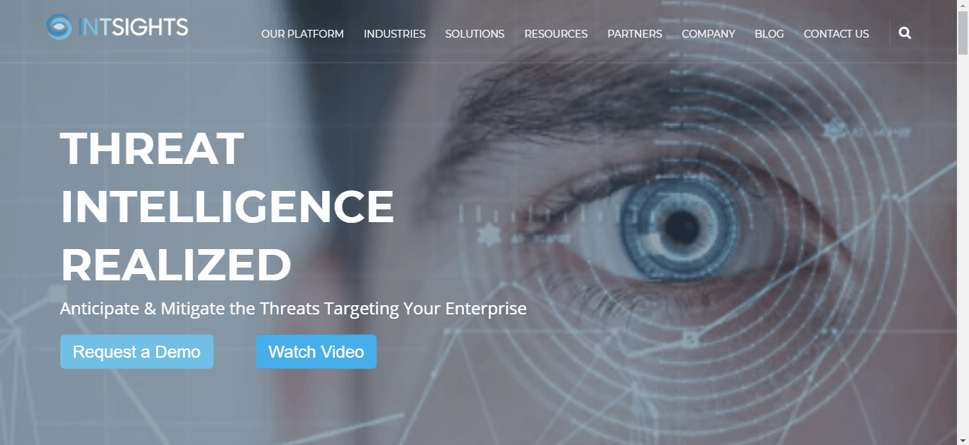 IntSight's Home Page