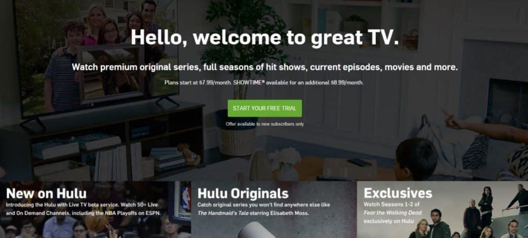 Wie man Hulu Ban schlägt und außerhalb der USA Serien schauen kann