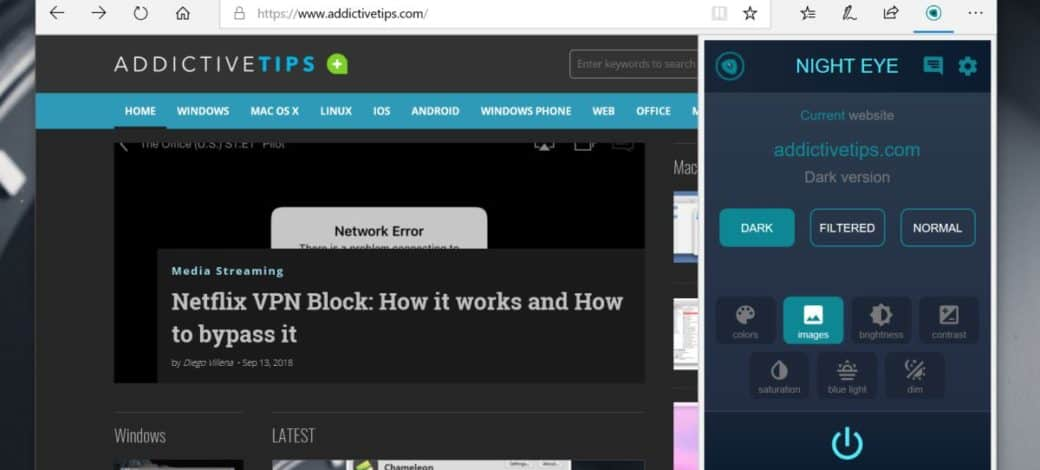 How To Get Dark Mode For Websites In Microsoft Edge On Windows 10