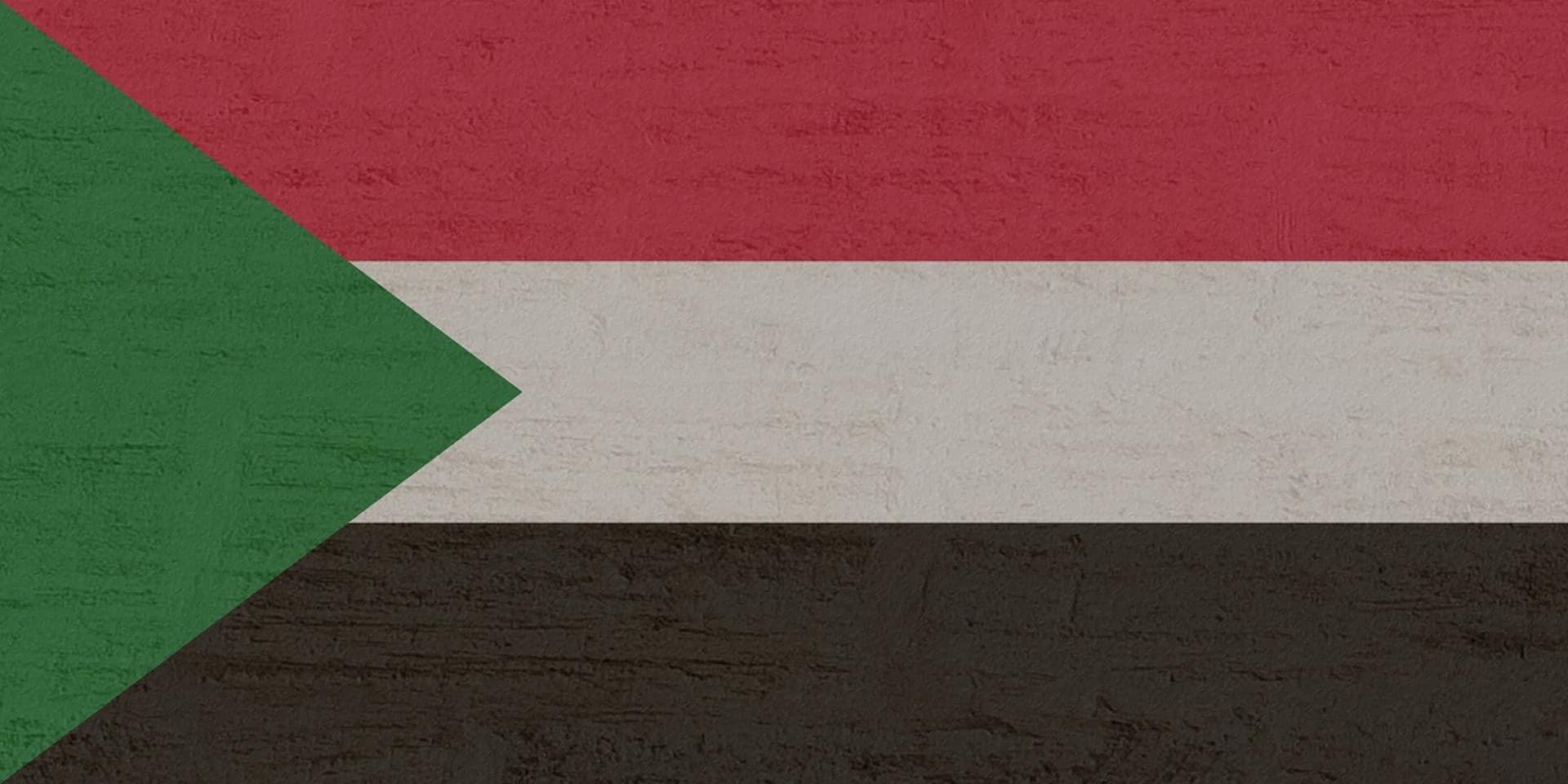 Best VPN Sudan – 1 – Flag