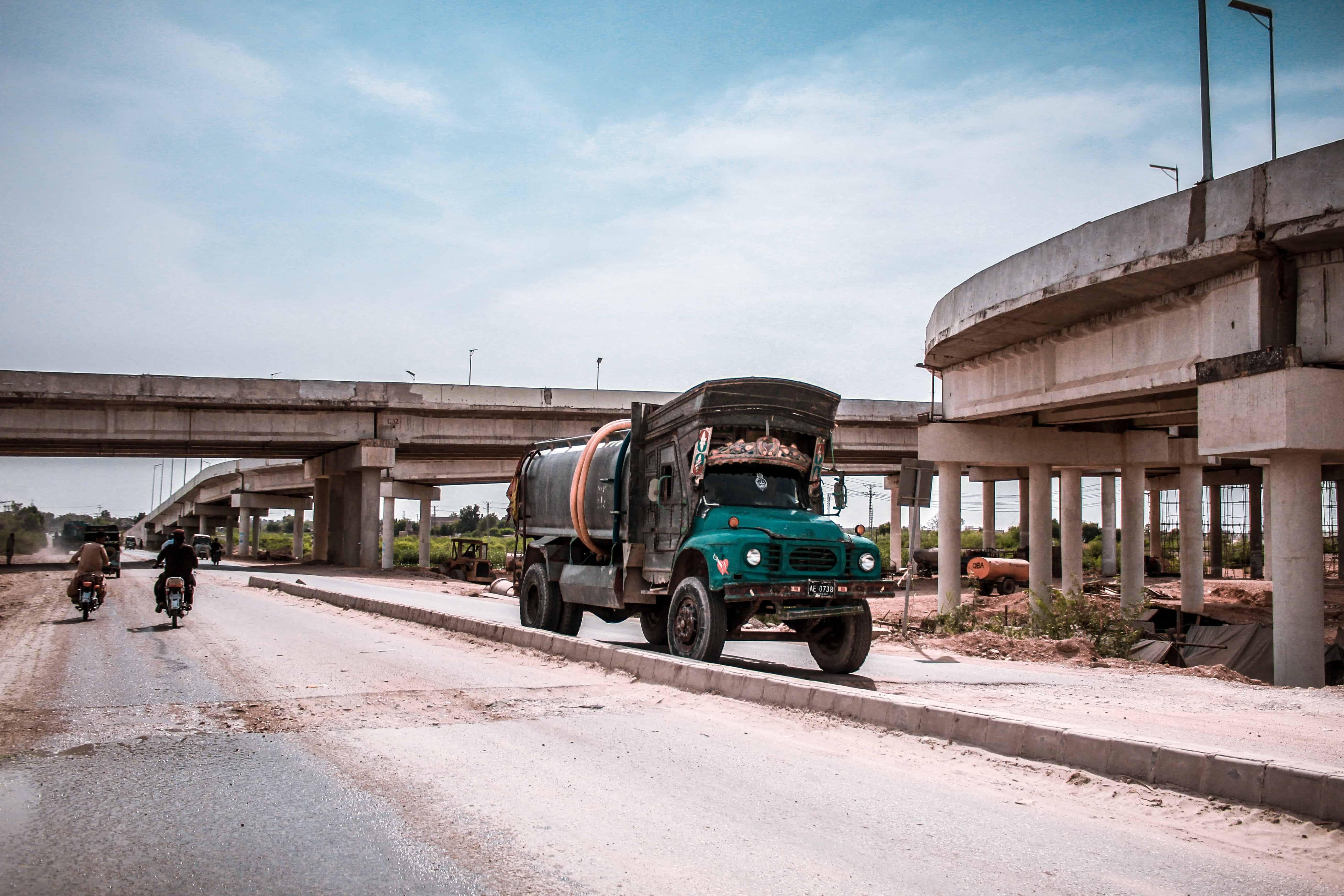 Pakistan IP – 5 – Pakistani Infrastructure