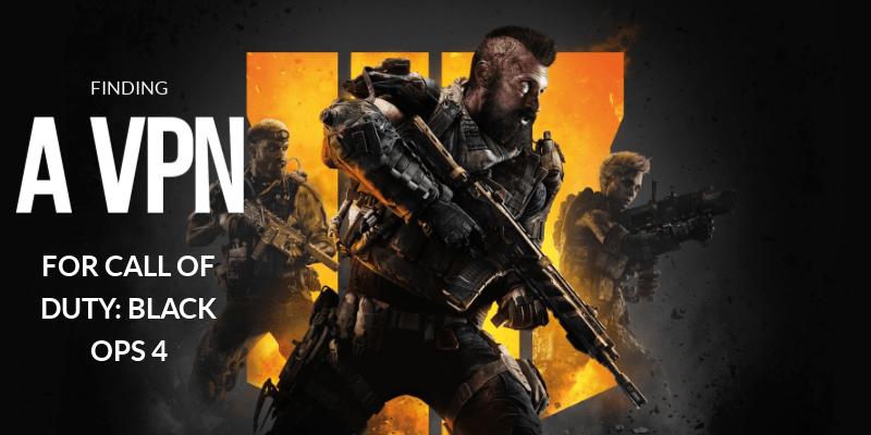 VPN Call of Duty 4 – 1 – BlackOps VPN