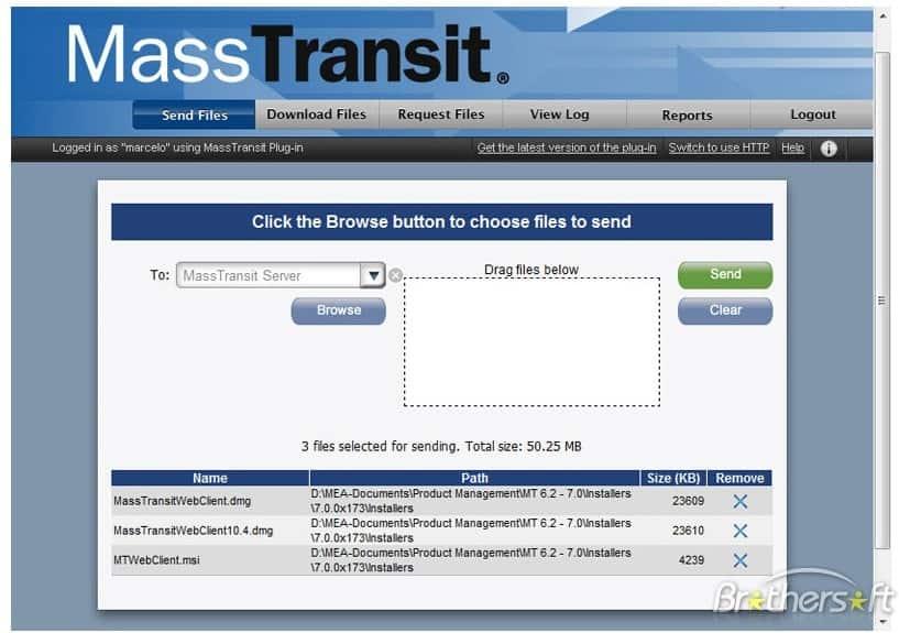 Mass Transit Screenshot